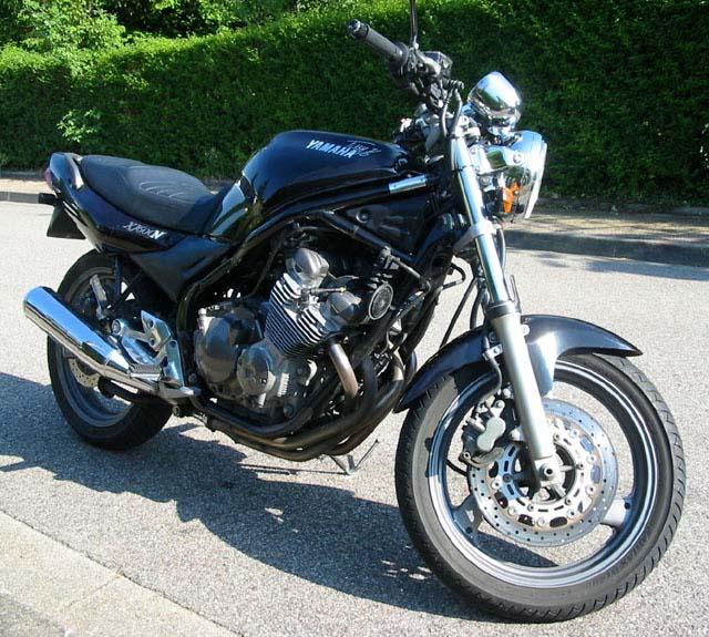 yamaha 600 xjn premiere moto conseil d 39 achat motos essais achats conseils les. Black Bedroom Furniture Sets. Home Design Ideas